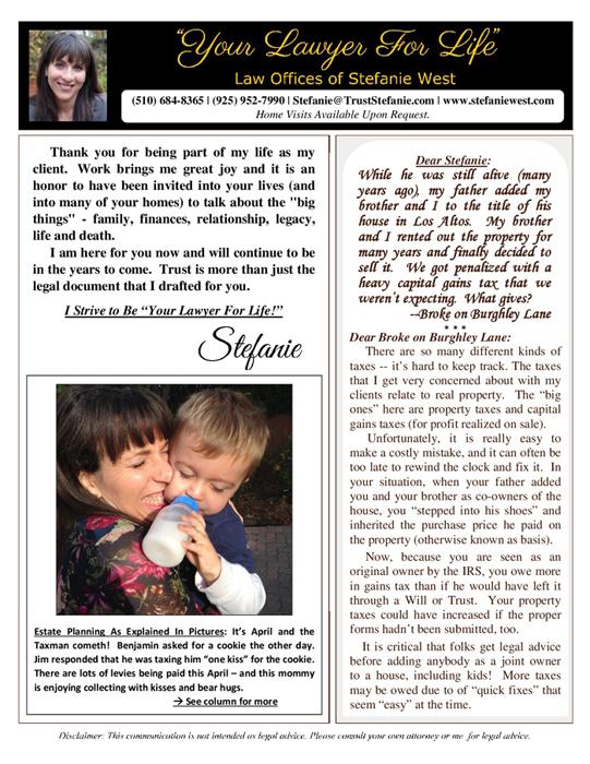 Stefanie-West-Newsletter-April-2016