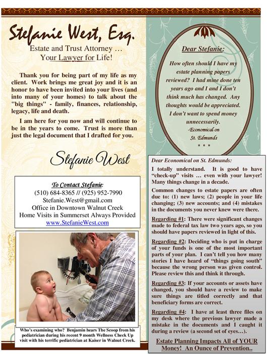 Stefanie-West-Newsletter-Sept-2014