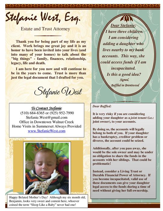 Stefanie-West-Newsletter-June-2014