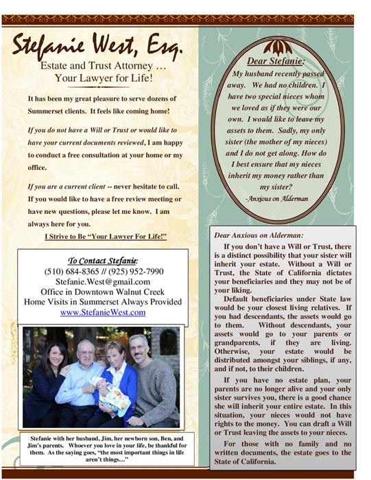Stefanie-West-Newsletter-April-2014