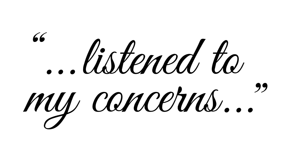 listened to my concerns white 300x150 030816 001