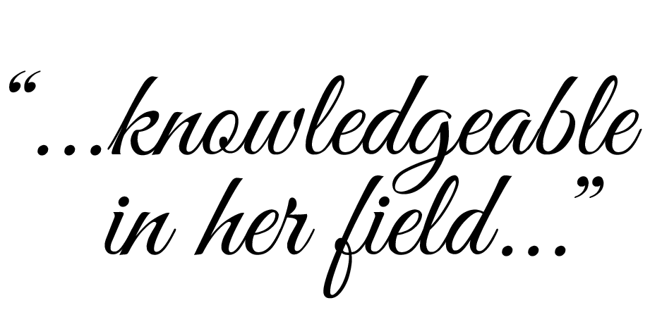 knowledgeable in her field white 300x150 030816 001